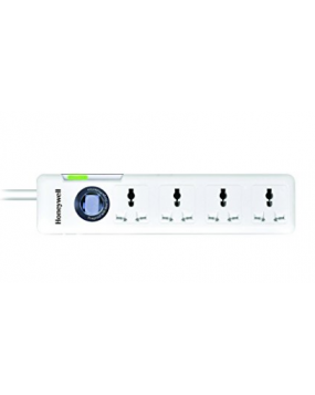 Honeywell Platinum 4 Port Surge Protector