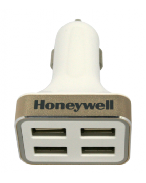 Honeywell 6.8 Amp with 4 USB Car Charger
