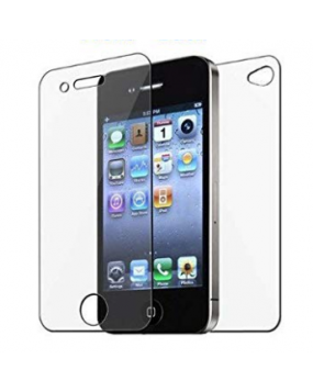 Apple iPhone 4, 4S Front and Back Tempered Glass