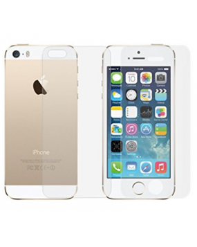 Apple iPhone 5 5S 5C Front and Back Tempered Glass