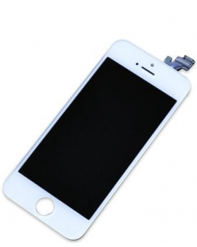 Apple iPhone 5 White LCD