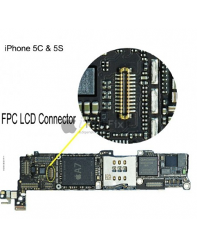 Apple iPhone 5S LCD Connector