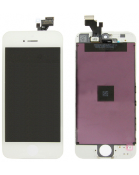 Apple iPhone 5S White LCD