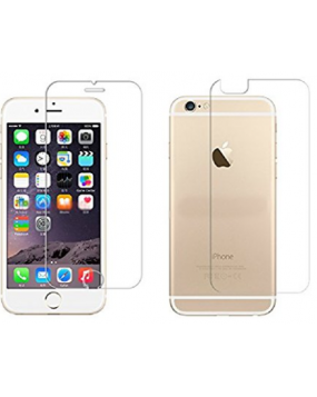 Apple iPhone 6 Front and Back Tempered Glass