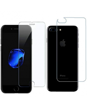 Apple iPhone 7 plus Front and Back Tempered Glass