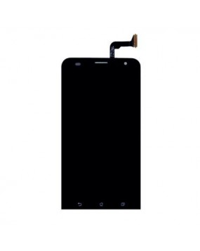Asus Zenfone 2 Laser ZE550KL - Black Touch Screen Digitizer With Frame