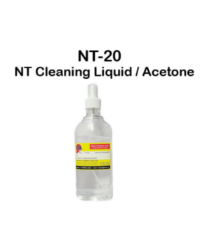 Cleaning Liquid Or Acetone