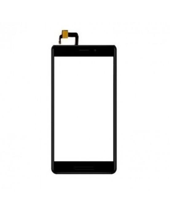 Coolpad Mega 2.5D - Black Touch Screen Digitizer