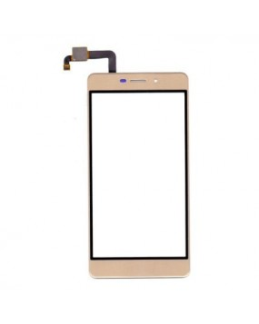 Coolpad Mega 2.5D - Gold Touch Screen Digitizer