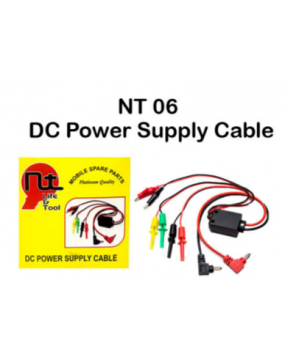 NT - 06 DC Power Supply Cable