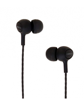 Corseca Black Earbud Headphone -DMHF0027