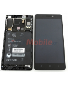 Lenovo A7000 LCD Touch Screen With Frame