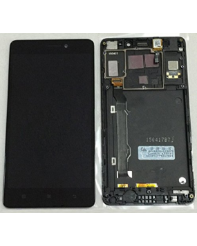Lenovo K3 Note LCD Touch Screen Digitizer With Frame
