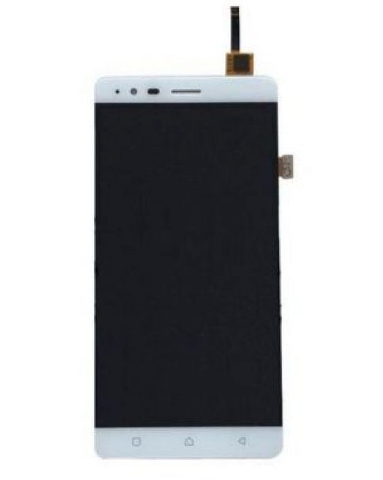 Lenovo K5 Note LCD Touch Screen Digitizer White
