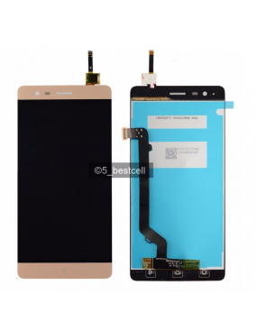 Lenovo K5 note LCD Touch Screen Digitizer With Frame Original