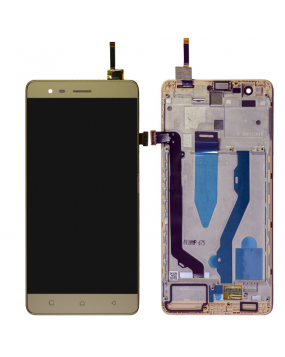 Lenovo K5 note LCD Touch Screen Digitizer With Frame