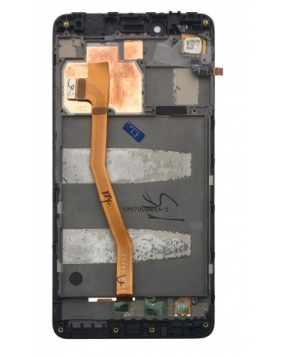 Lenovo K6 note LCD Touch Screen Digitizer With Frame