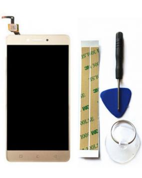 Lenovo K6 power LCD Touch Screen Digitizer Gold