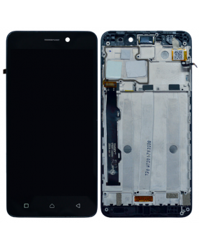 Lenovo K6 power LCD Touch Screen Digitizer With Frame Original