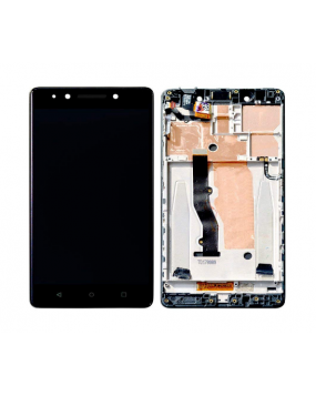 Lenovo K8 Note LCD Touch Screen Digitizer With Frame Original