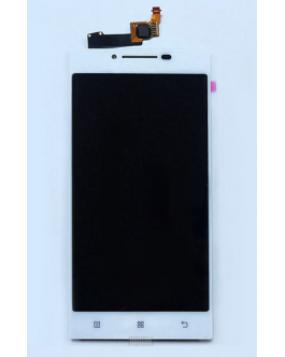 Lenovo P70 LCD Touch Screen Digitizer (White)