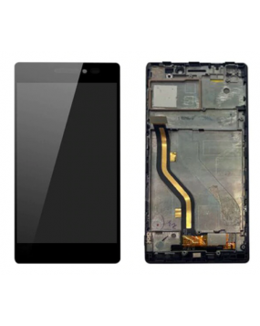 Lenovo Vibe X2 LCD Touch Screen Digitizer With Frame