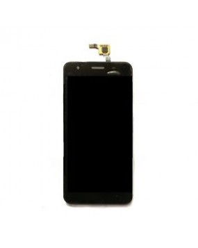 Lyf Water 11 - Black Touch Screen Digitizer