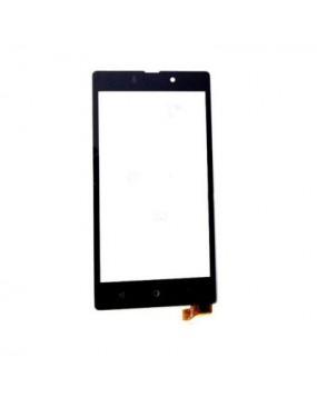 Lyf Wind 7 - Black Touch Screen Digitizer