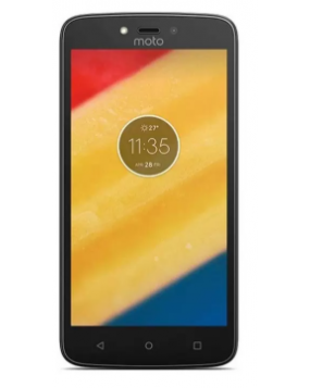 Motorola C Plus Tempered Glass