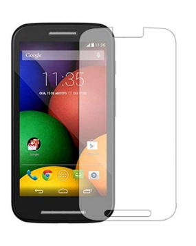 Motorola E Tempered Glass