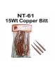 Nt 15Wt Copper Bit