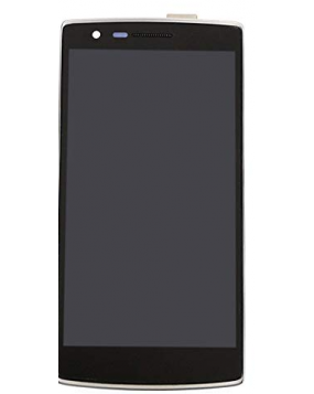 Oneplus One LCD Touch Screen Digitizer Black